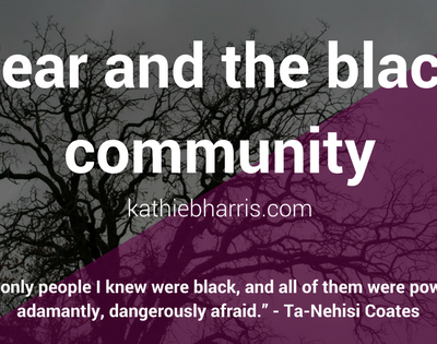Fear in the black community
