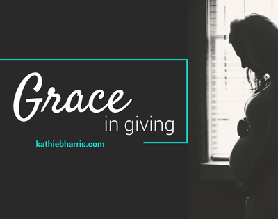Grace in Giving