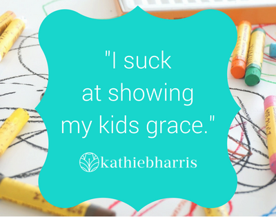Aiming for Grace in Parenting