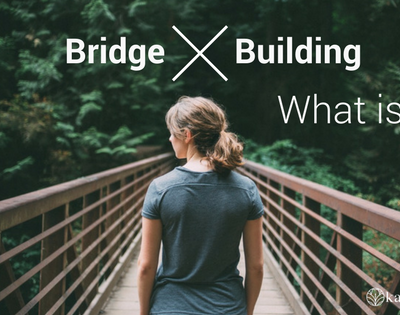 What is bridge building?