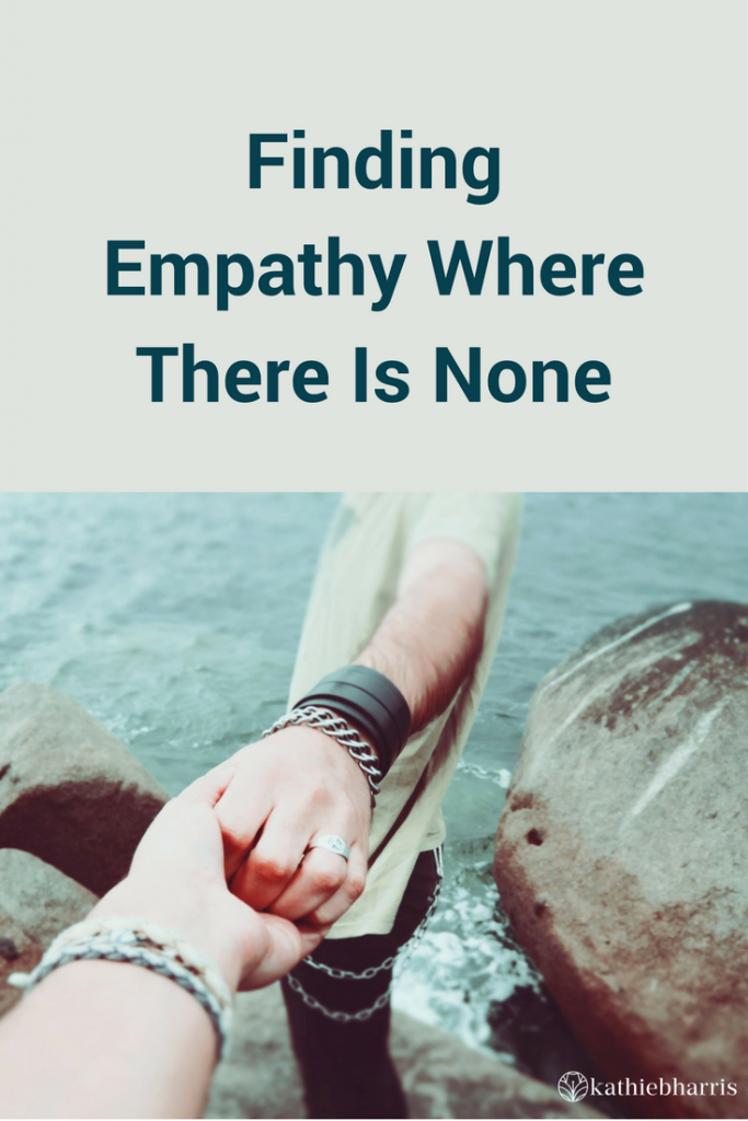 Finding Empathy Where There Is None