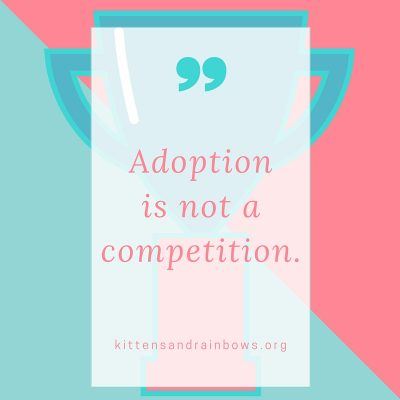 The Contest of Adoption